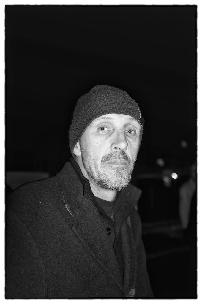 Comedian Bruce Morton