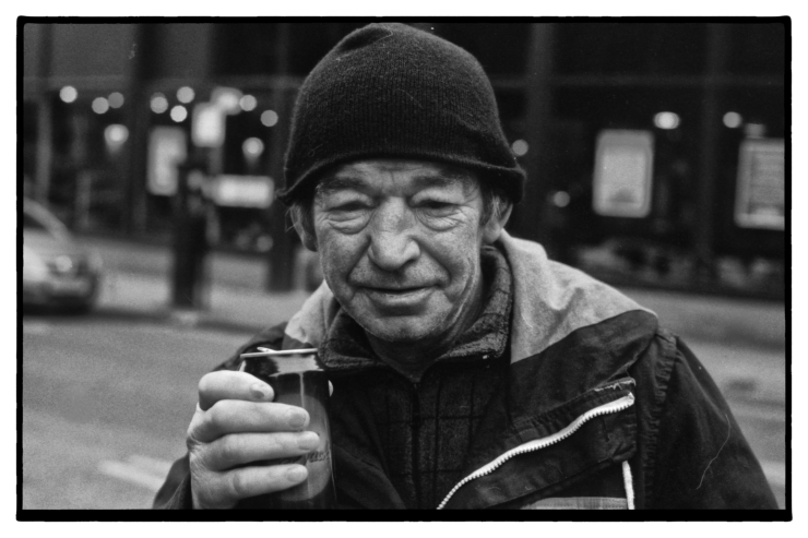 More shots of the early morning Glasgow drinker