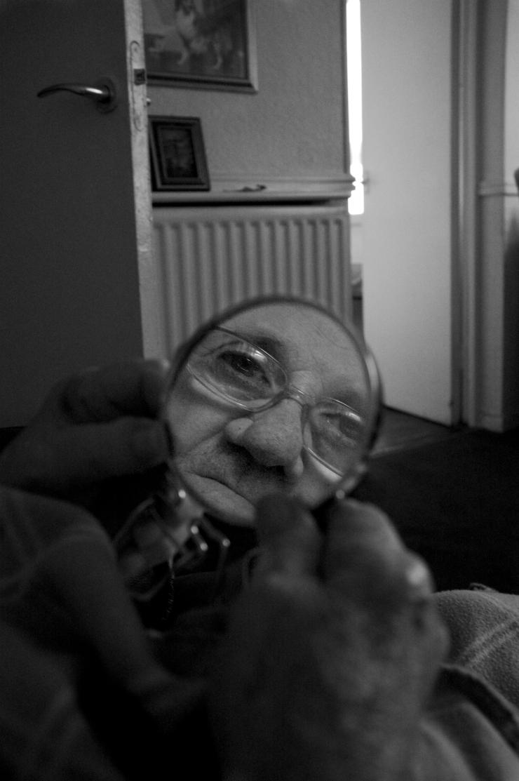 Glasgow Pensioner and my grandad