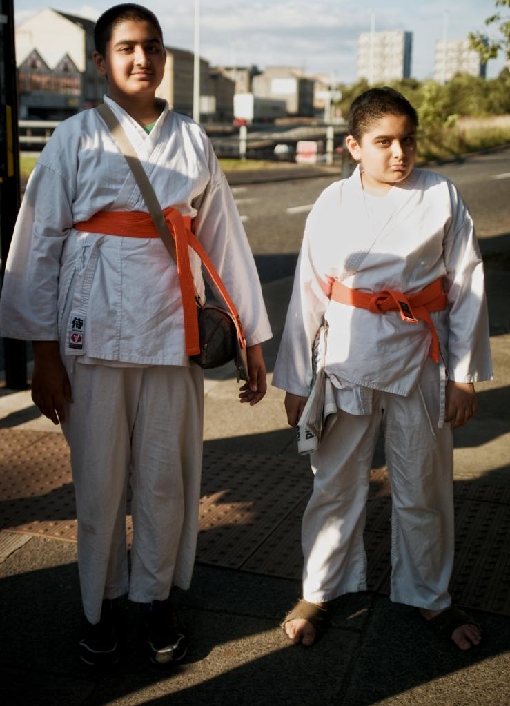 karate children 032