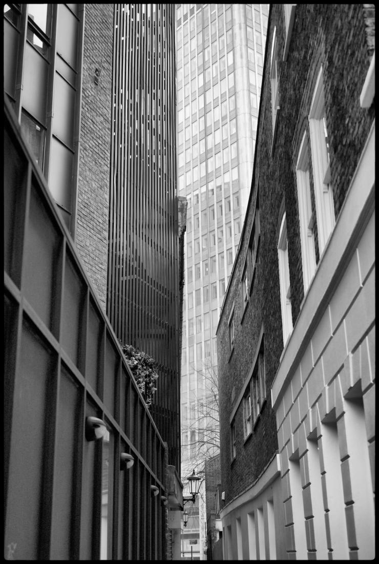 London tall buildings