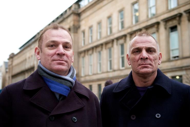 Glasgow Kray Twins