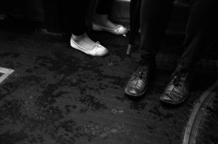 feet in vienna