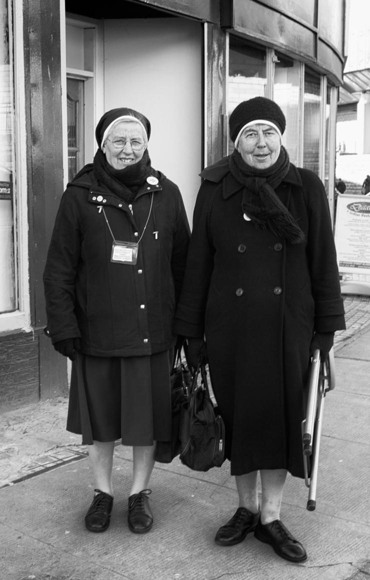 Irish nuns