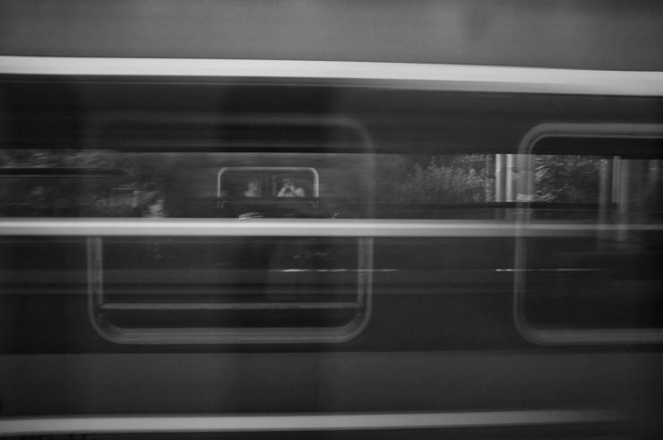moving reflection