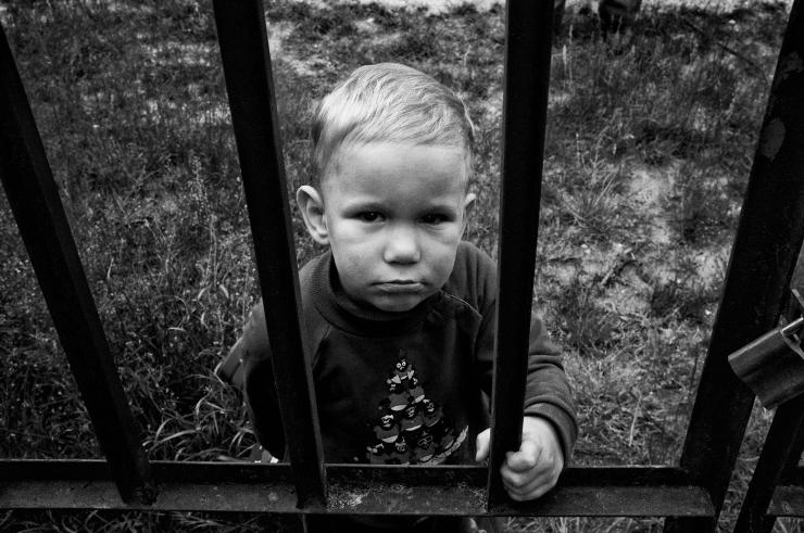 RURAL HUNGARIAN CHILD