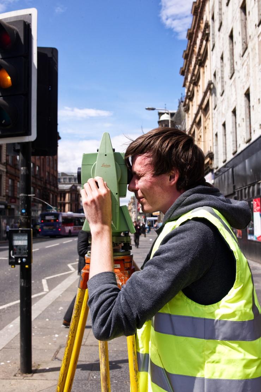 Leica surveyance
