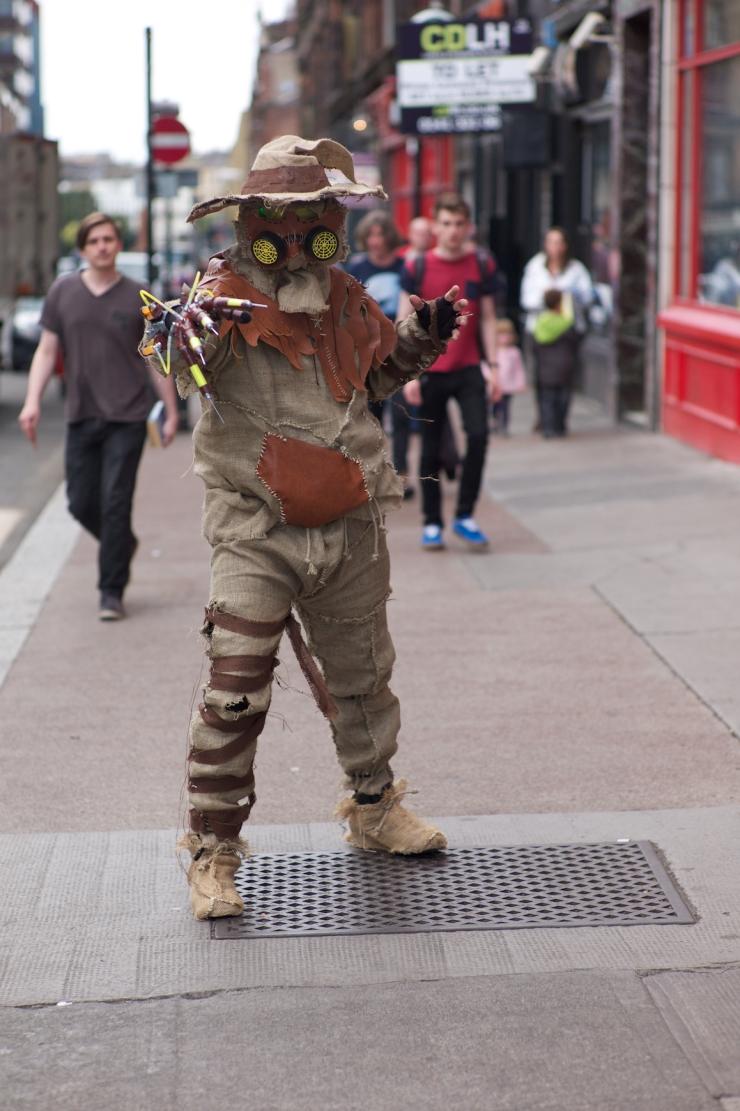 scarecrow 291