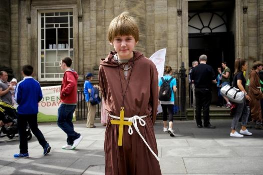 child monk 327