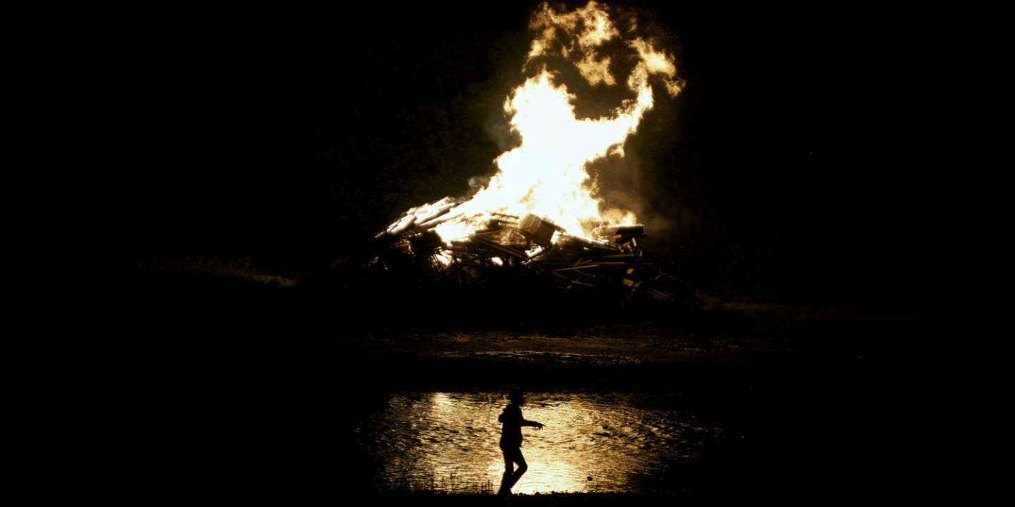 A year gone, burnt away on the funeralpyre