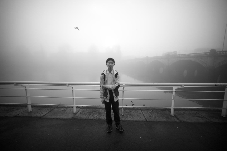 Glasgow's Foggy end to theyear