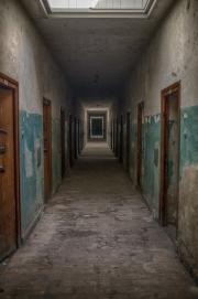 'The Bunker' @ Dachau Concentration Camp, München